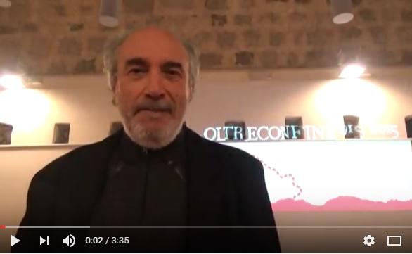 Francesco Accomando racconta il percorso di Oltreconfine 1915-2015