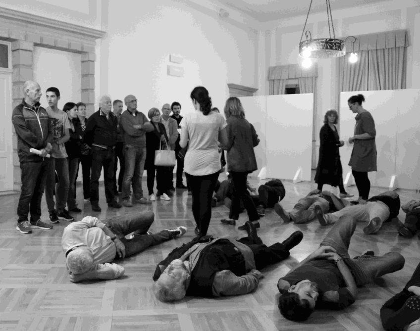 Replica straordinaria a Palmanova per la restituzione teatrale sulla Grande Guerra