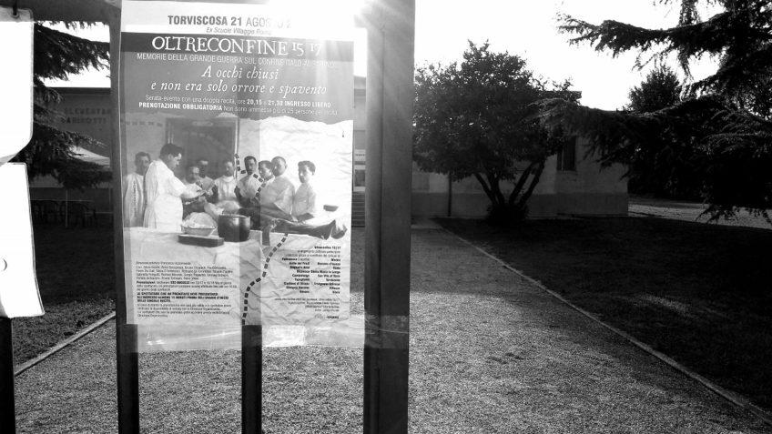 Restituzioni teatrali, la serata a Torviscosa