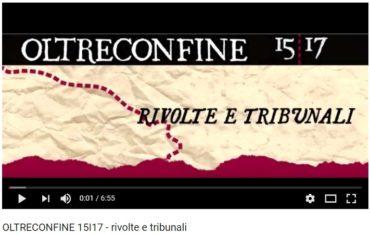 Rivolte e tribunali – un video dalle restituzioni teatrali
