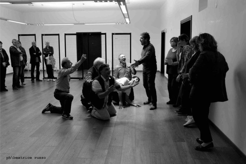 Restituzioni teatrali, serata a Villesse