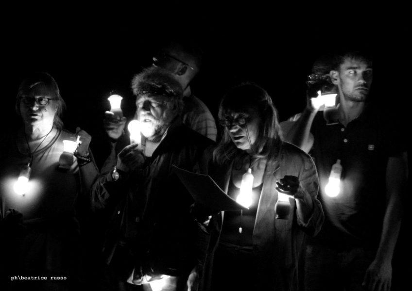 Grande Guerra, la passeggiata teatrale di OLTRECONFINE incontra la comunità di Gonars