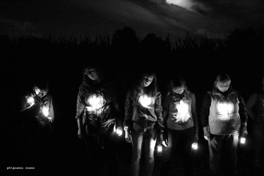 """Grande Guerra, la comunità di Visco protagonista della passeggiata teatrale di """"Oltreconfine"""""""